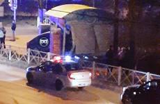 В Пензе легковушка протаранила ларек на улице Циолоковского