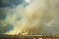 Масштабный пожар на окраине Пензы прокомментировали в МЧС
