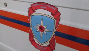 В Пензенской области из водоема вытащили машину с трупом водителя