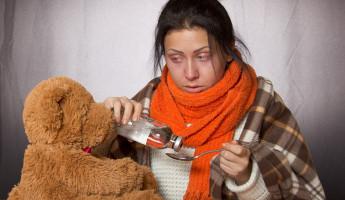 За неделю в Пензенской области выявлено около 2700 случаев ОРВИ