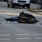 Под Пензой молодой мотоциклист влетел в бетонное ограждение
