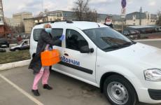 Одна из пензенских поликлиник получила новые спецмашины