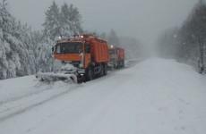 В Пензенской области области 134 спецмашины продолжают бороться с последствиями непогоды