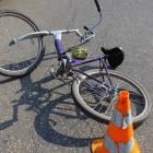 В Пензе автоледи сбила подростка на велосипеде