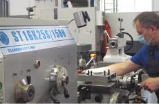 Компания «СтанкоМашСтрой» возобновила производство токарных станков