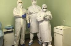 Пензенские медики получат более 100 новых защитных костюмов