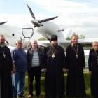 Пензенские священники совершили первый воздушный крестный ход