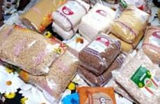 В Пензе губернаторские продуктовые наборы получили более 160 семей