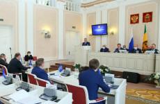 Белозерцев отчитался о деятельности правительства Пензенской области