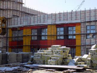 Вице-мэр Пензы проконтролировал ход строительства школы в Эко-квартале