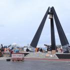 Под Пензой завершается возведение мемориала в честь 75-летия Победы