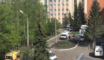 Вячеслав Космачев рассказал,как в больнице им.Бурденко борятся с пандемией
