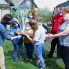 Многодетная семья из Пензенской области получила ноутбук от Валерия Лидина