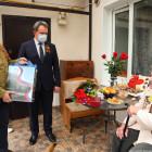 Спасибо деду за Победу! В Пензенской области поздравили ветерана ВОВ