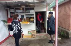 В Пензенской области проверили торговые объекты