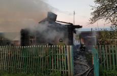 При пожаре в Пензенской области погибли две женщины