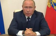 Путин объявил о завершении периода нерабочих дней