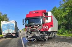 В ДТП на трассе в Пензенской области погибли девушка и юноша