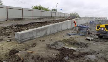 Работы на Бакунинском мосту в Пензе идут по графику – мэрия