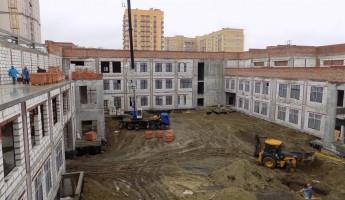 Вице-мэр Пензы рассказал о ходе строительства школы в Эко-квартале