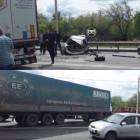 В Пензе произошла жуткая авария с участием легковушки