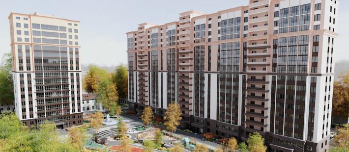 «Термодом» объявляет о старте продаж квартир в ЖК «Новелла»