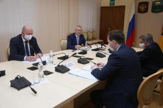 Обнародован план выхода из режима ограничений в Пензенской области