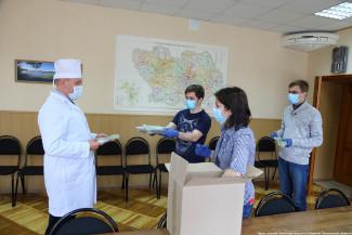 По инициативе Валерия Лидина врачи Пензенской области получили средства защиты