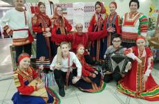 Пензенский ансамбль «Росиночка» стал лауреатом Всероссийского конкурса