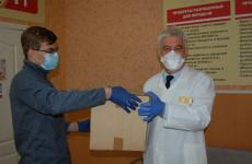 Сердобская межрайонная больница получила помощь от волонтеров «Единой России»