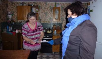 В Ленинском районе Пензы проверили 10 семей «группы риска»
