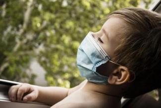 В Пензенской области подхватил коронавирус годовалый ребенок