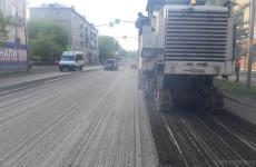 В Пензе продолжают ремонтировать дороги по проекту «БКАД»