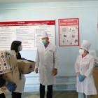 Больницы Пензенской области получили СИЗы от волонтеров «Единой России»
