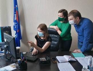 В Пензе подвели итоги работы волонтерского центра «Единой России»