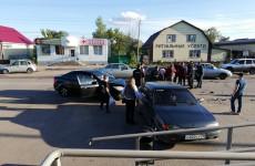 В Пензенской области разбились две легковушки, пострадала женщина
