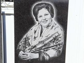 «Она была воплощением жизни нашего народа» - Валерий Лидин о Вере Аношиной