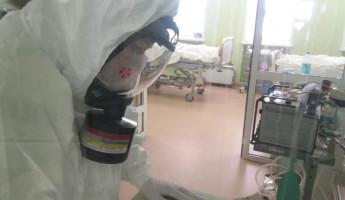 В Пензе спасли мужчину, который три недели был на ИВЛ