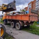 В Пензе ликвидировали свалку на улице Сумской