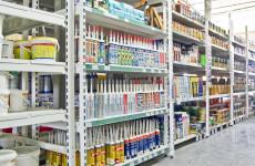 В Пензе и области на два дня открыли строительные магазины