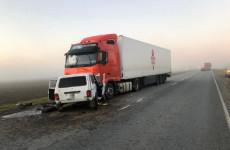 Водитель из Пензы стал участником жуткой аварии с тремя погибшими