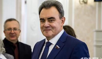 Поздравляем! Председатель ЗСПО Валерий Лидин отмечает 65-летие