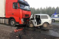 Появились фото с места страшного ДТП с участием водителя из Пензы