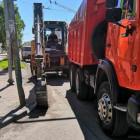 В Пензе продолжается ремонт дорог в рамках нацпроекта БКАД