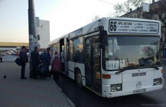 В Пензе резко снизился пассажиропоток на дачных маршрутах