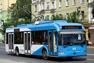 В Пензе изменится маршрут движения троллейбусов №7