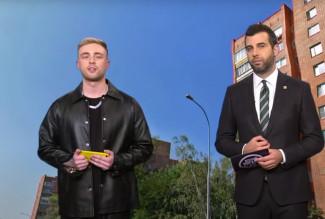 Егор Крид и Иван Ургант прошлись по Пензе