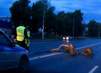 Разорвало на части: в Пензе произошла страшная авария (фото, видео)