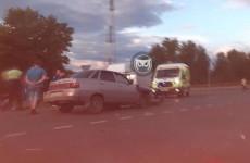 Жесткая авария на трассе «Пенза – Тамбов»: на месте работала «скорая»