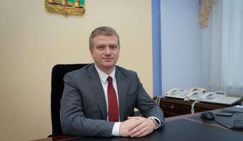 Андрей Лузгин поздравил жителей Пензы с Днем защиты детей